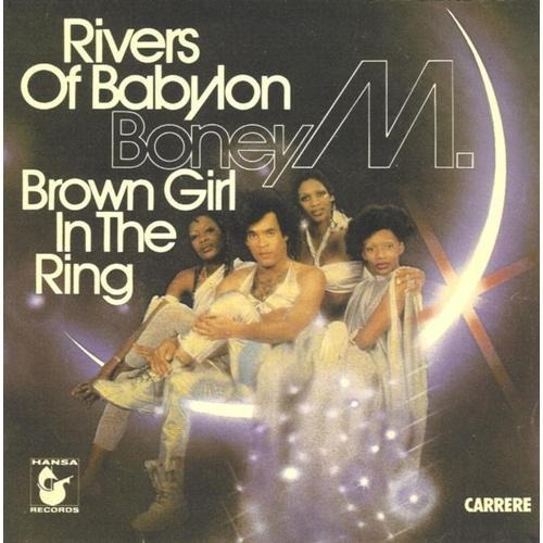 Boney M Brown Girl In The Ring Year