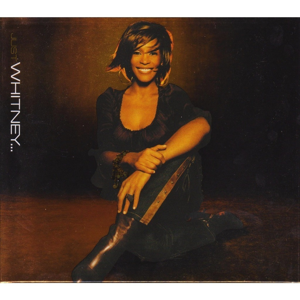 Just Whitney Limited Edition Cd Dvd By Whitney Houston