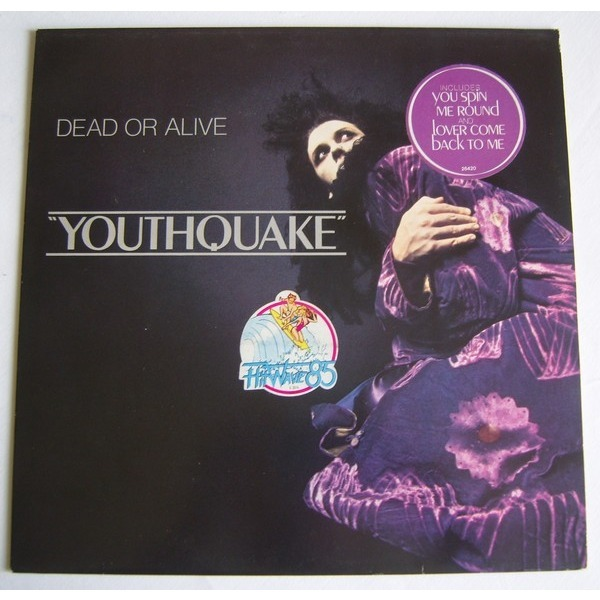 Youthquake By Dead Or Alive Lp With Fafa24 Ref 115376380