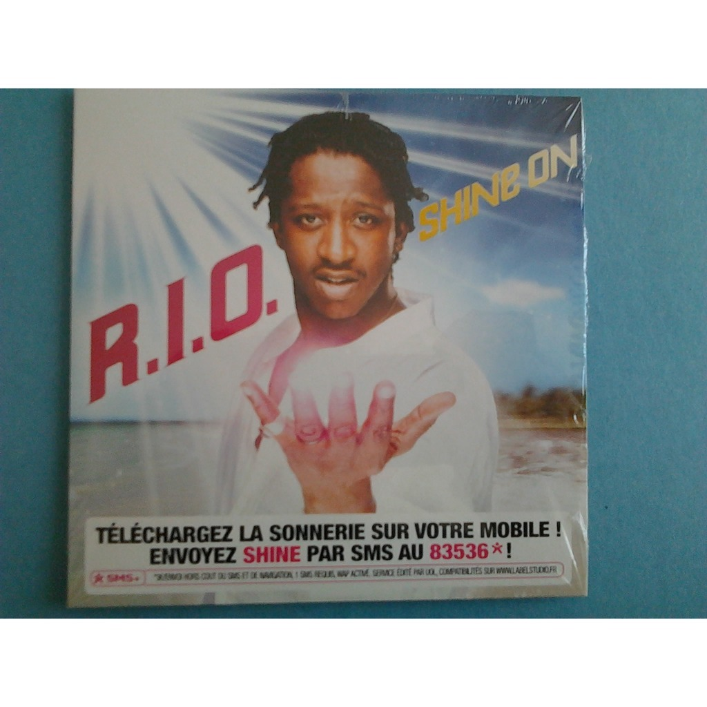 Shine on (2008) by R.I.O., CDS with phildj - Ref:115377128
