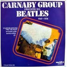 carnaby group / beatles the interprètent les beatles