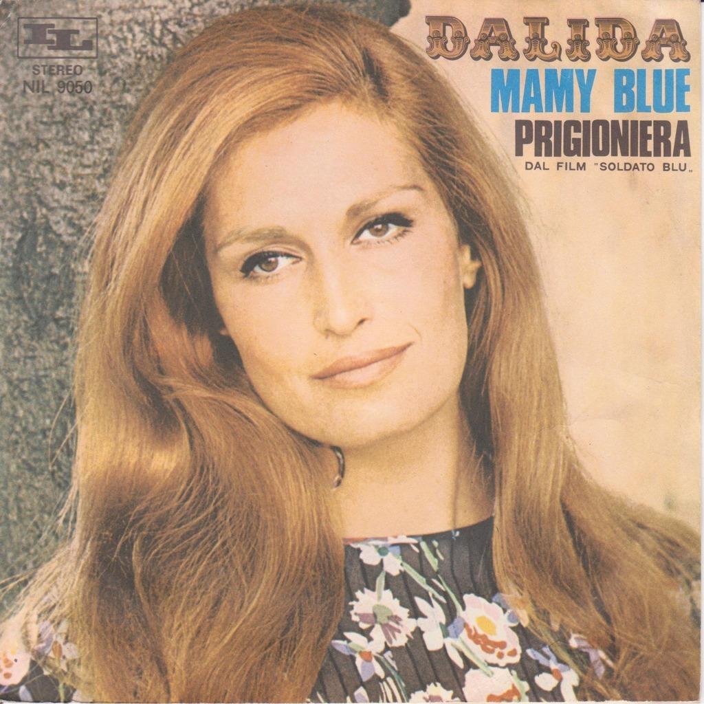 Dalida - Canta In Italiano - San Remo 65