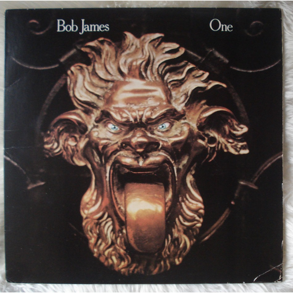 One By Bob James Lp With Geminicricket Ref 115380851