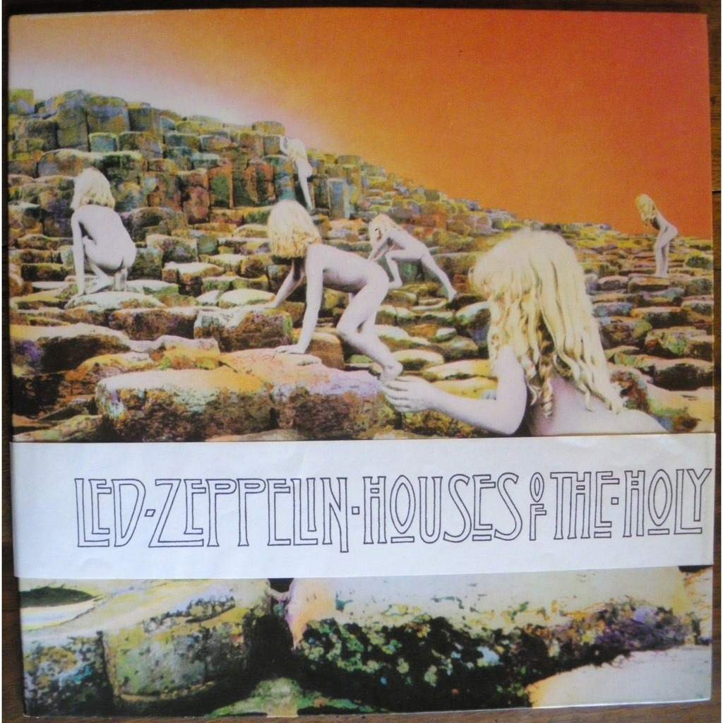 Led Zeppelin Houses Of The Holy Album Cover Led zeppelin houses of theHouses Of The Holy Album Cover