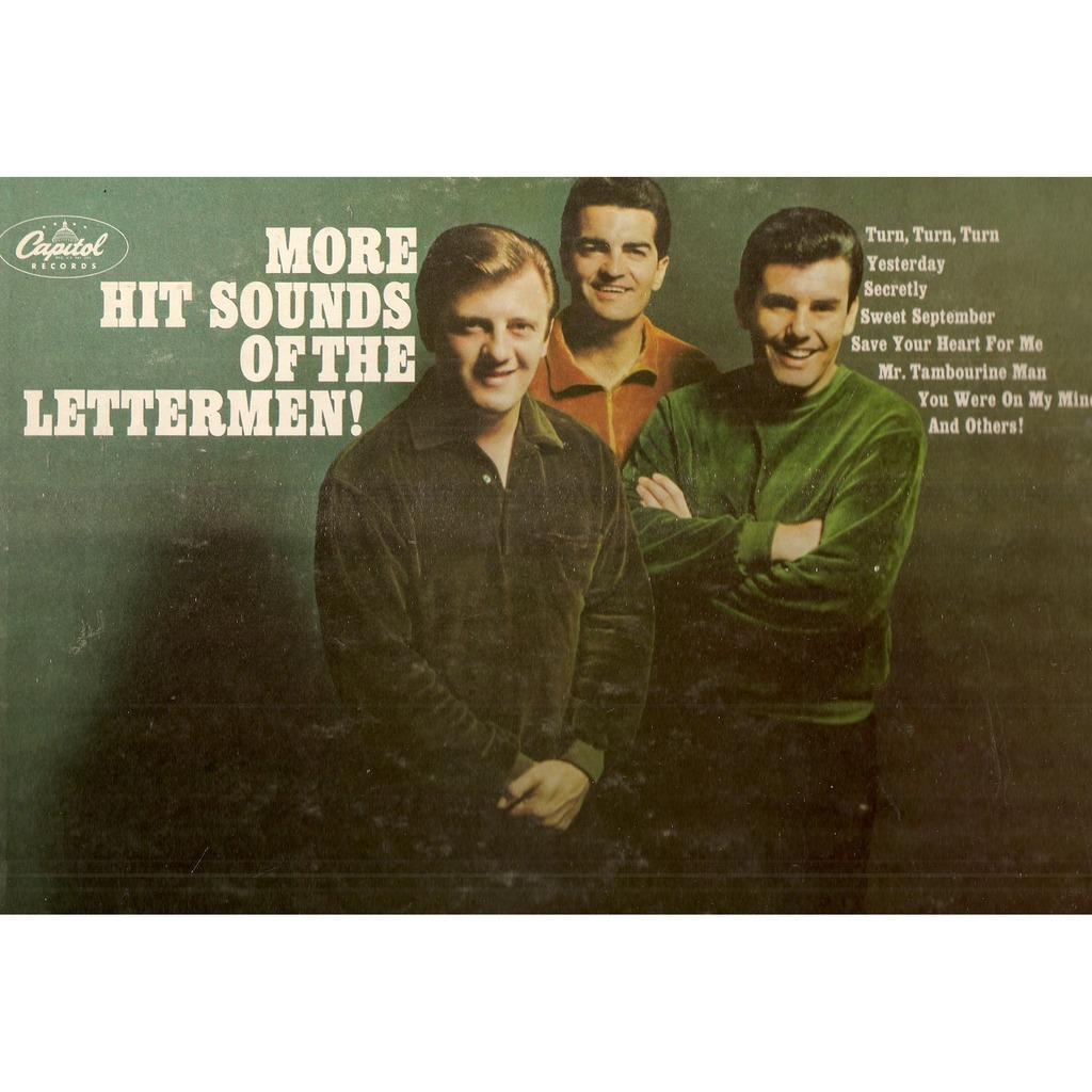The Lettermen - More Hit Sounds Of The Lettermen