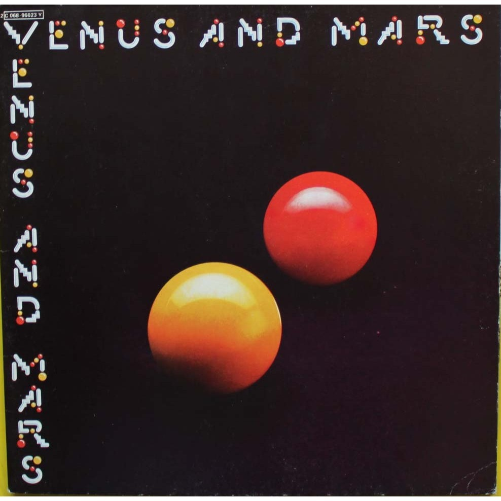 venus amp mars by wings lp with nyphus ref115382493