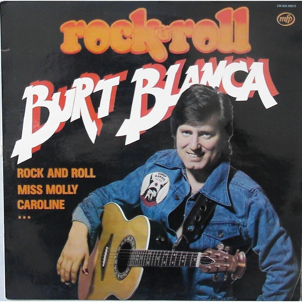 burt blanca rock and roll