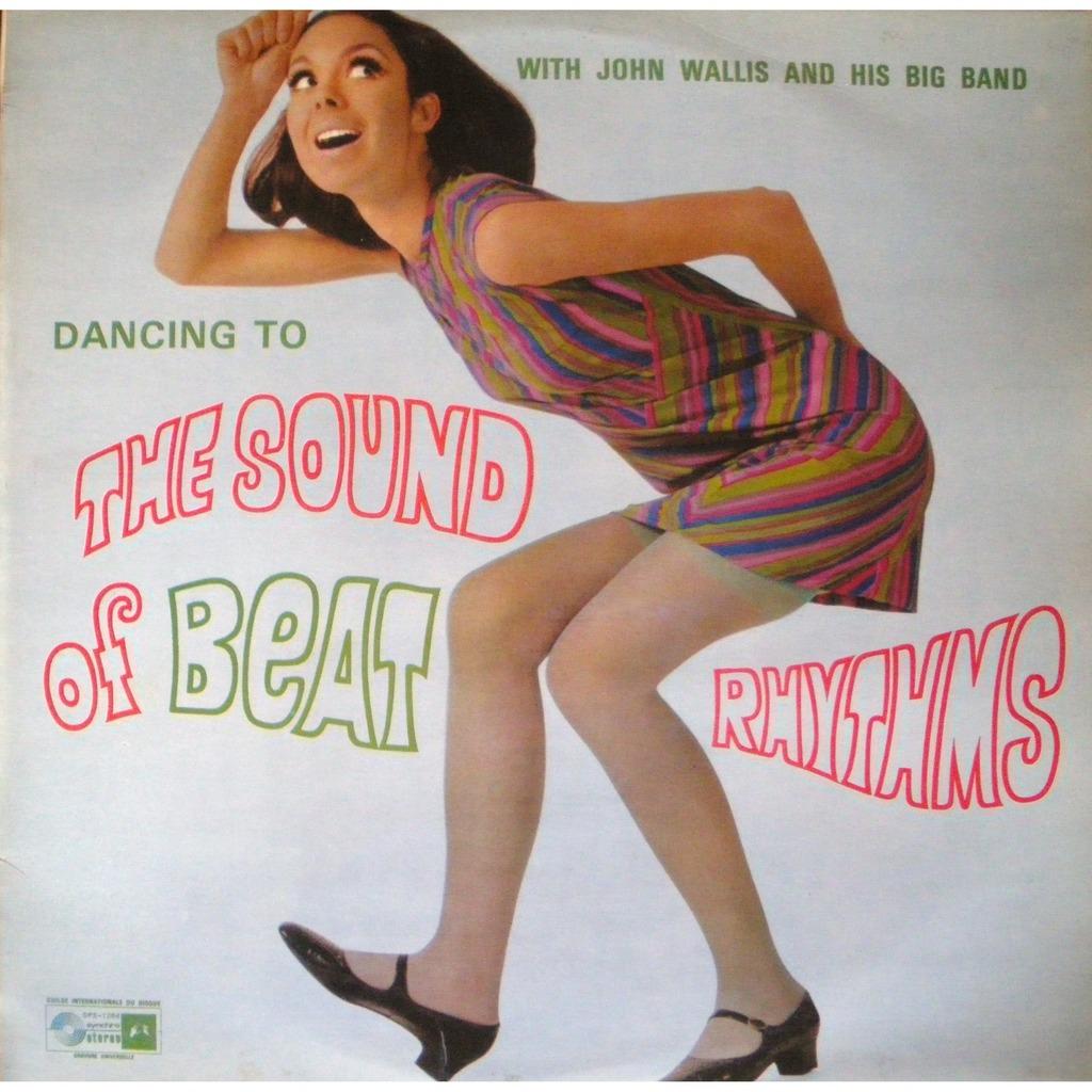 dancing to the sound of beat rhythms (jerk surf instru
