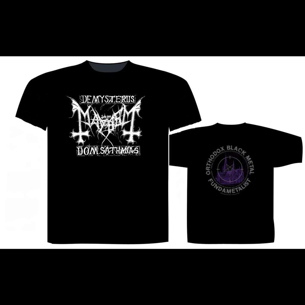 Mayhem Live In Leipzig Shirt