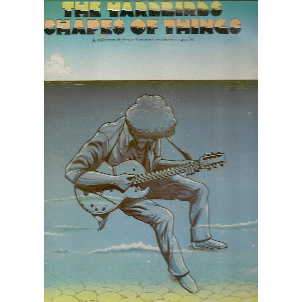 Yardbirds Shapes Of Things