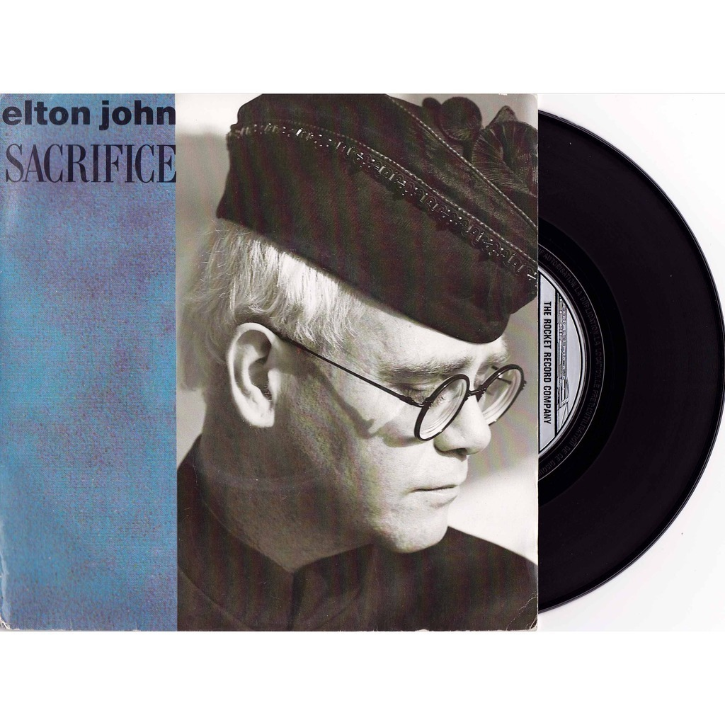 Sacrifice Love Is A Cannibal By Elton John Sp With