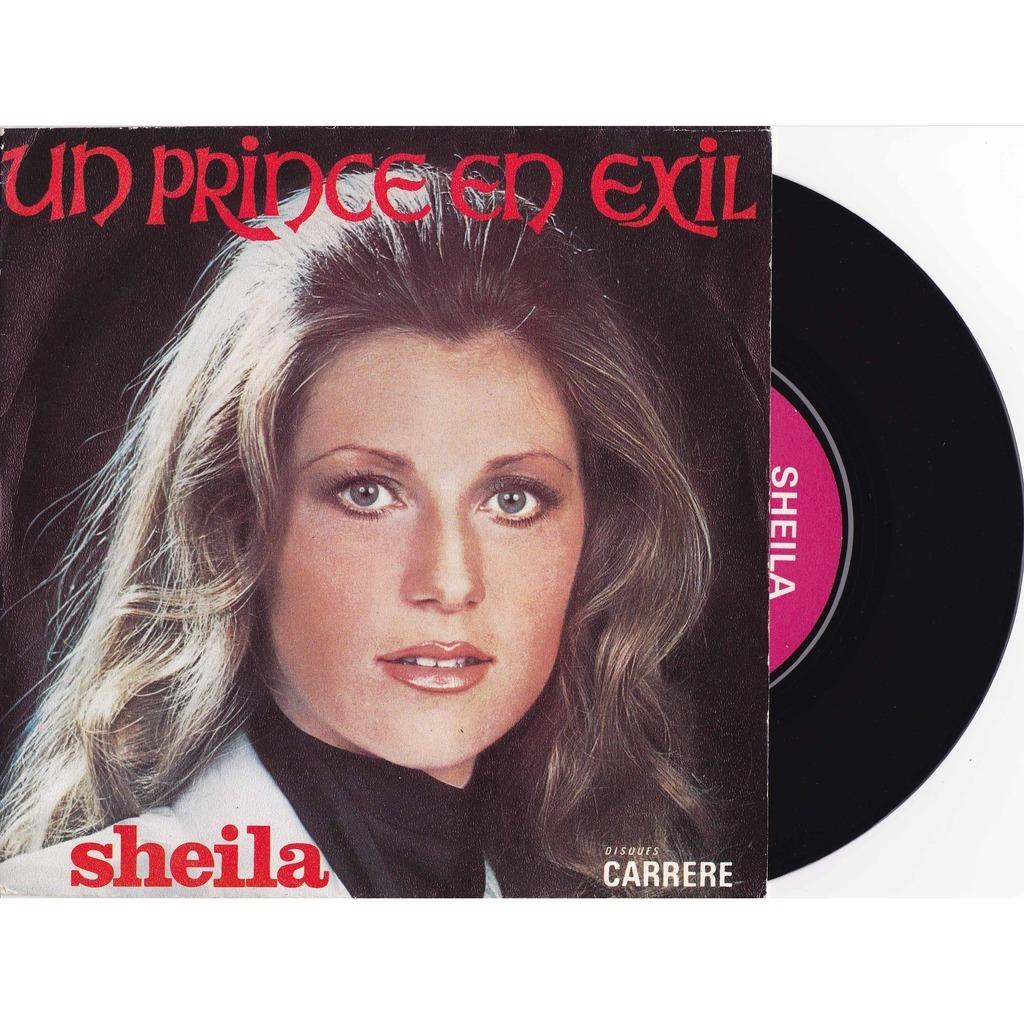 """Résultat de recherche d'images pour """"Sheila un prince en exil"""""""