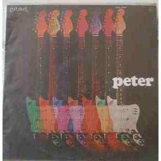 PETER AKA PEDRINHO DA LUZ s/t - dracula 's theme, LP for