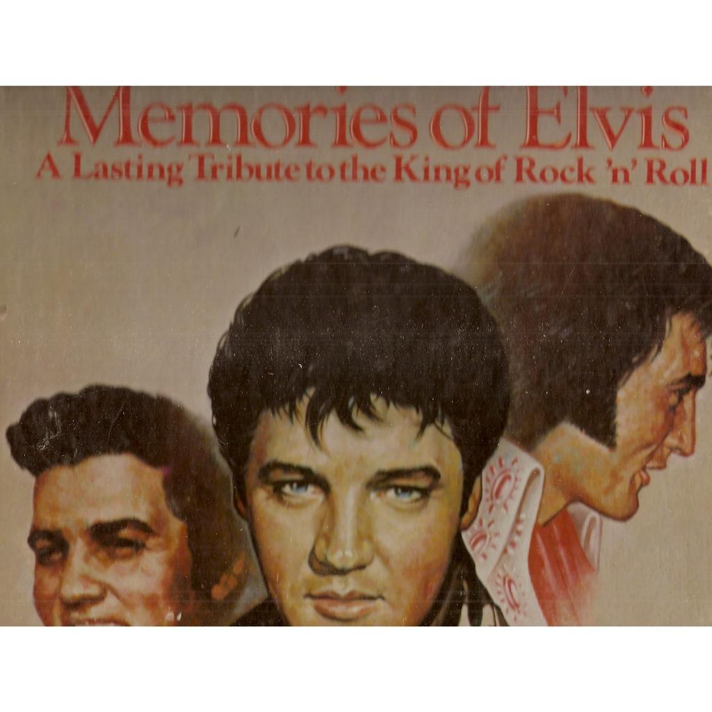 Elvis Presley Memories Of Elvis