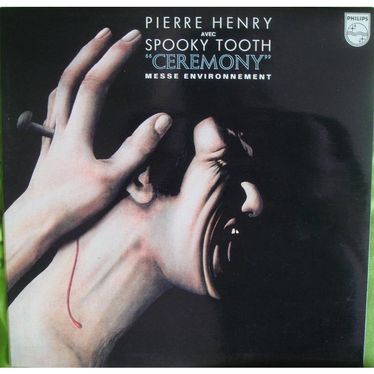 pierre henry spooky tooth ceremony