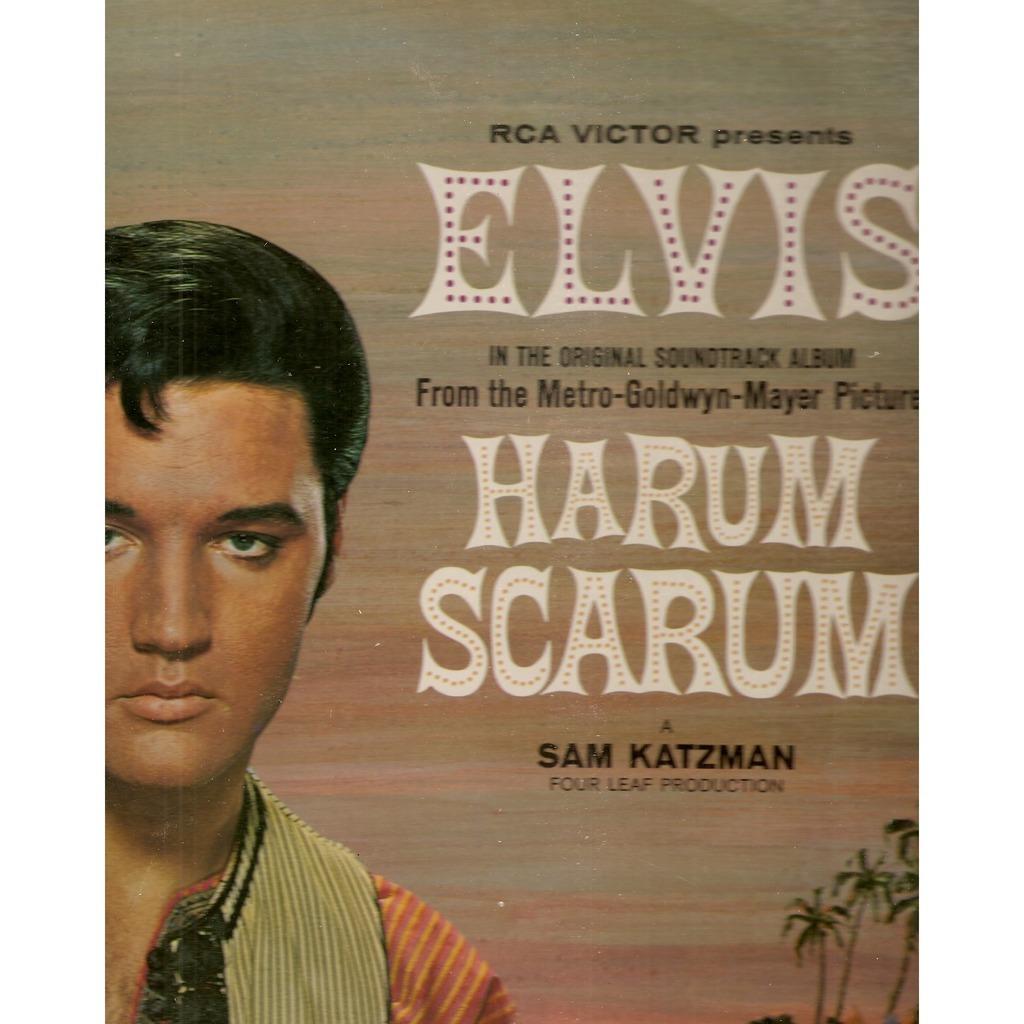 Harum Scarum Harum scarum by Elvis Presley LP with galgano Ref115394345