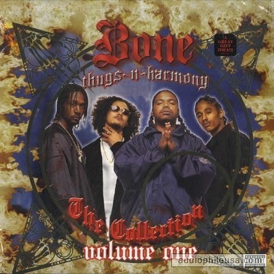 Bone Thugs-N-Harmony the collection - volume one