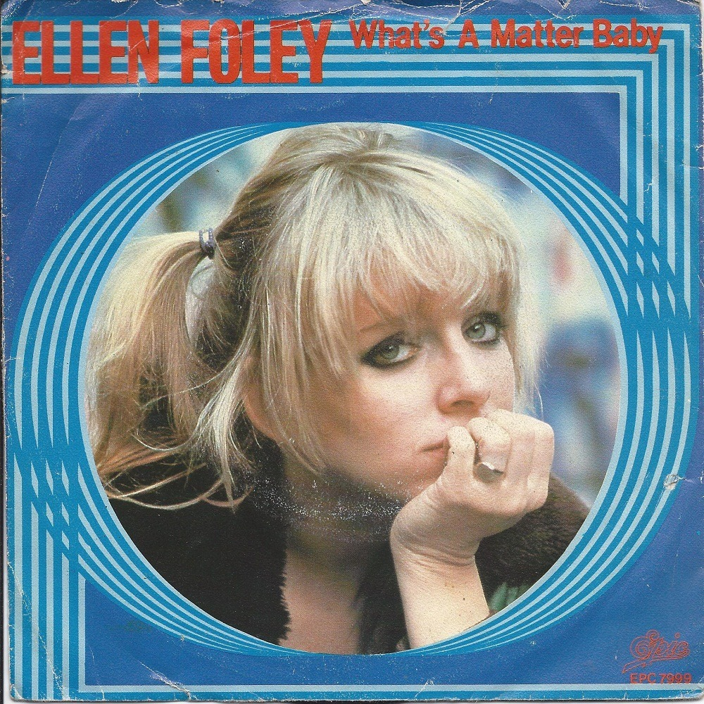 ellen foley paradise by the dashboard light
