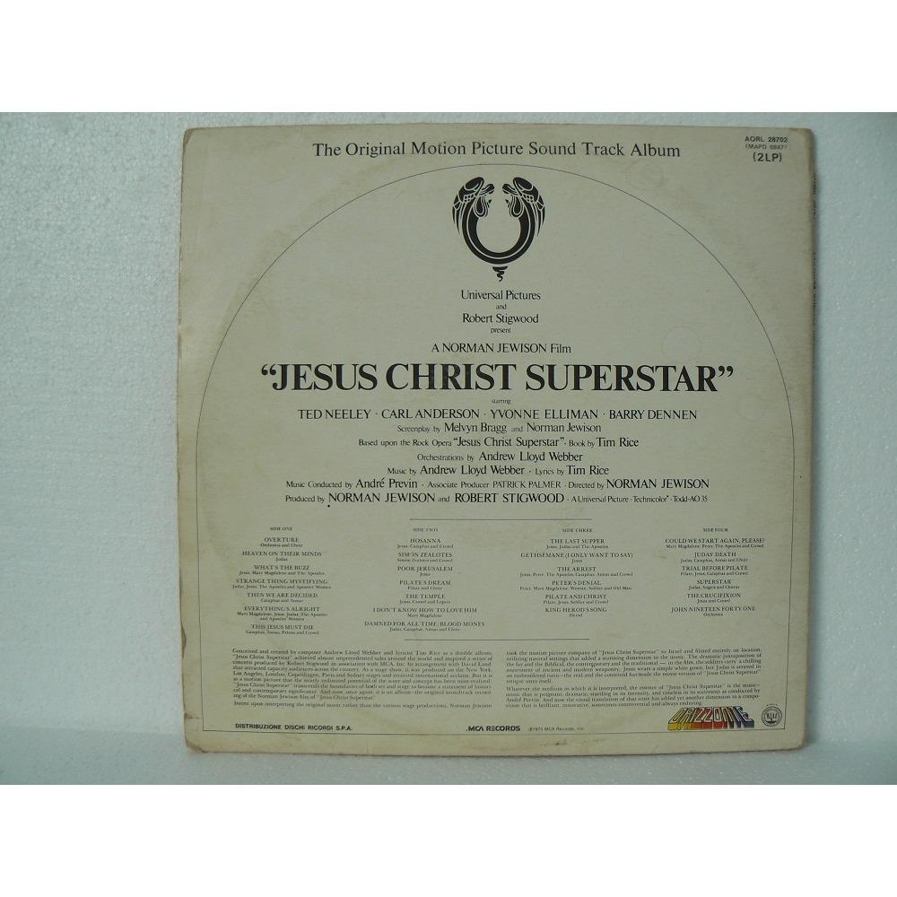 vinile jesus christ superstar
