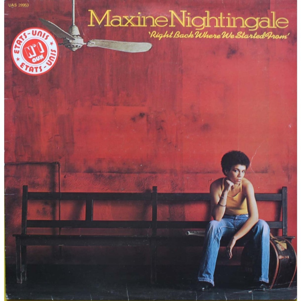 Maxine Nightingale - (Bringing Out) The Girl In Me