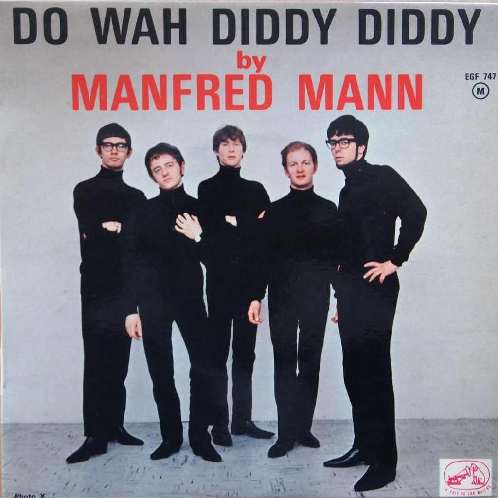 Do Wah Diddy Diddy By Manfred Mann Ep With Openmind1974