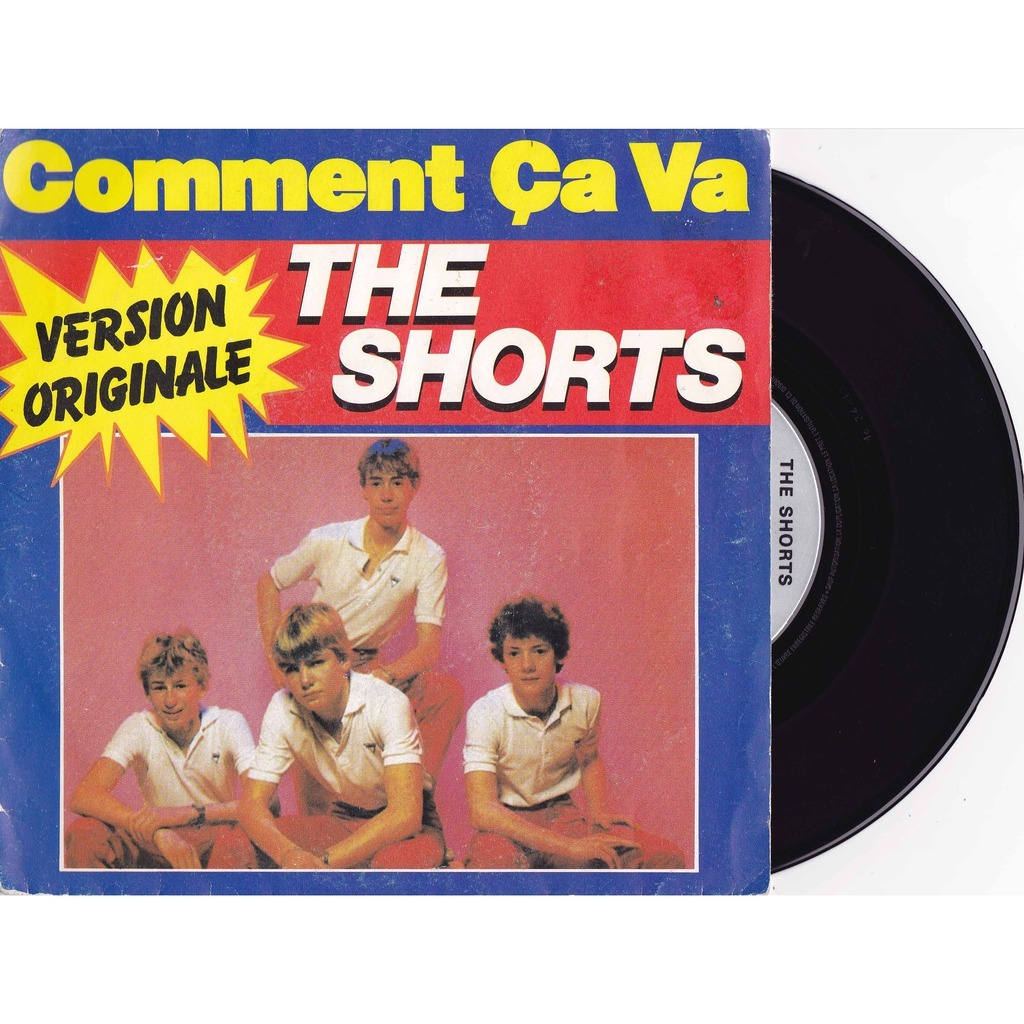 the shorts comment ca va / springtime