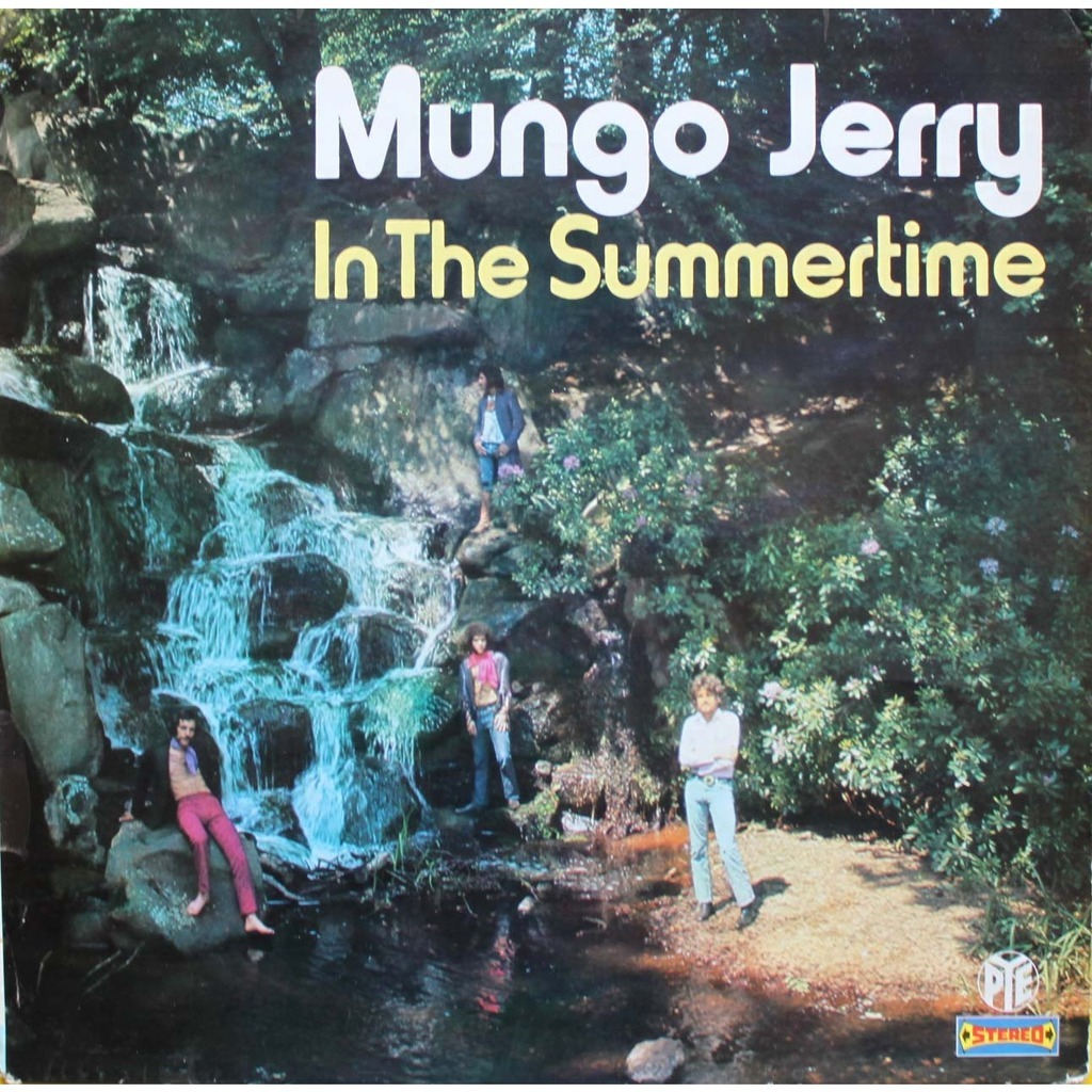 Image result for in the summertime mungo jerry