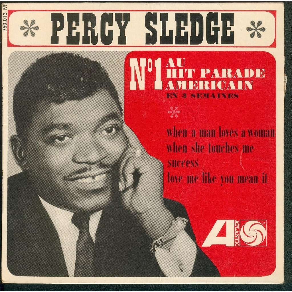 Percy Sledge - When A Man Loves A Woman - Cover Me