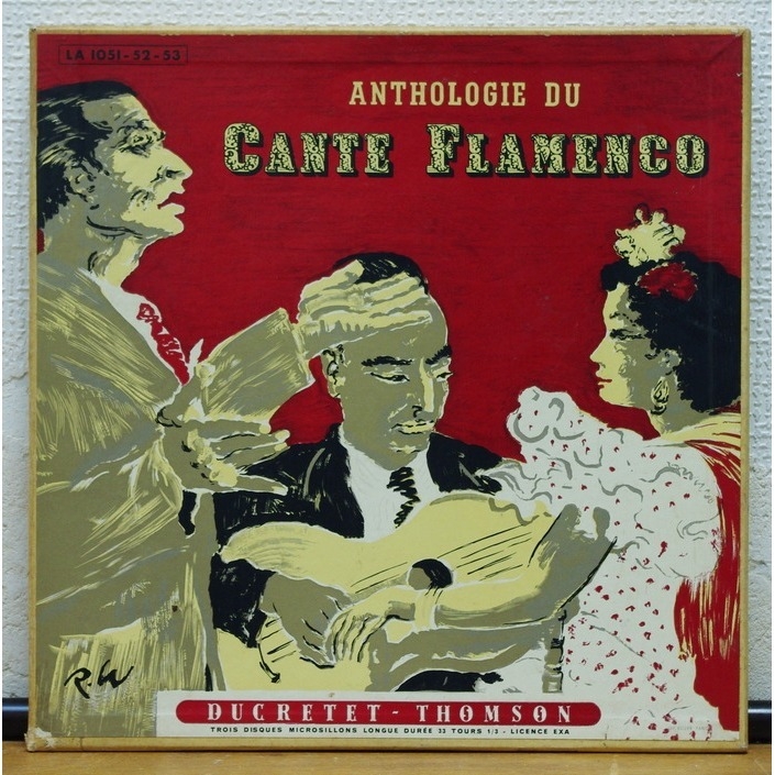 Anthologie Du Cante Flamenco By Pericon De Cadiz Nino De