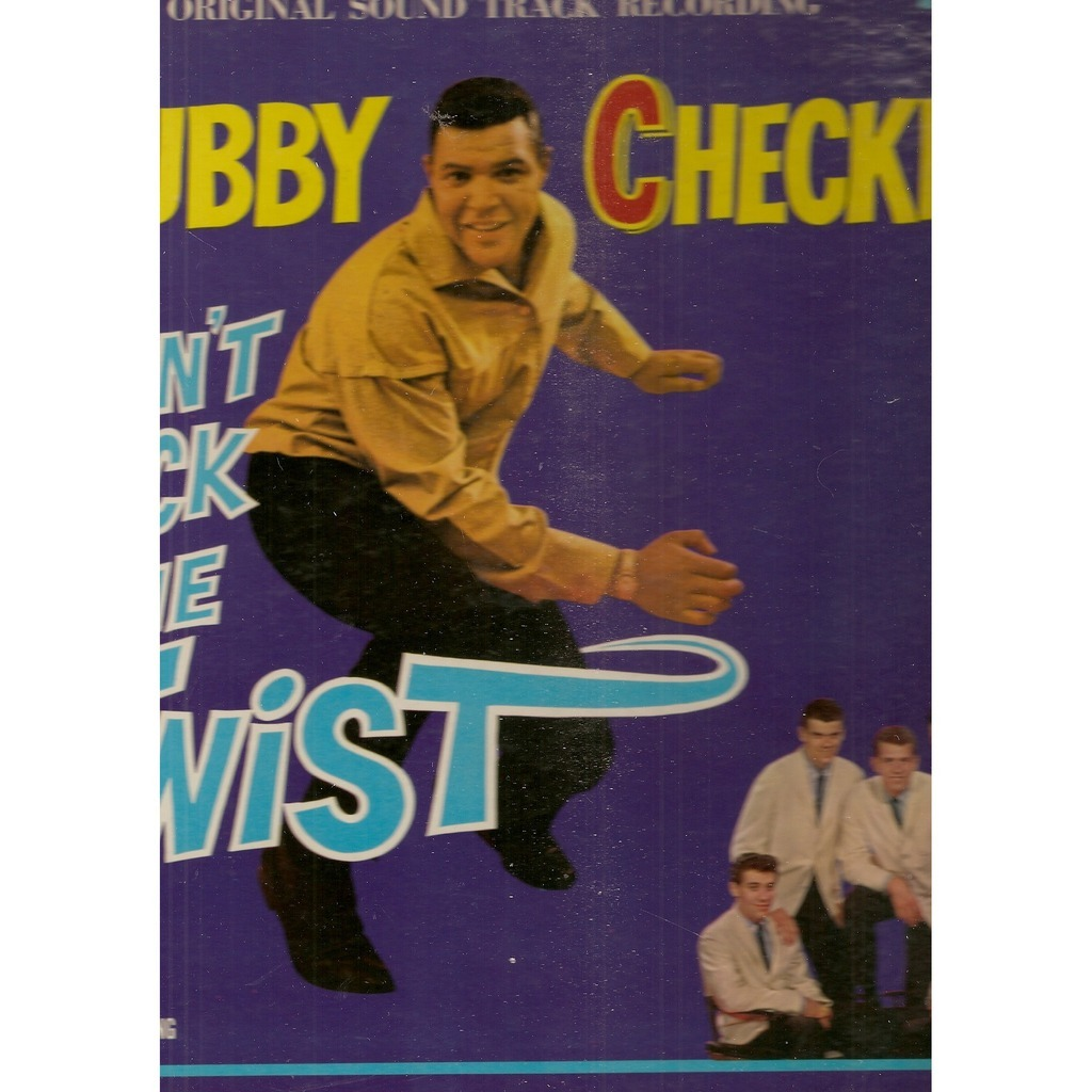 Chubby checker the twist original