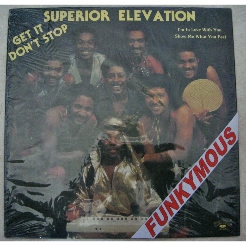 Superior Elevation Superior Funk Music Is The Way