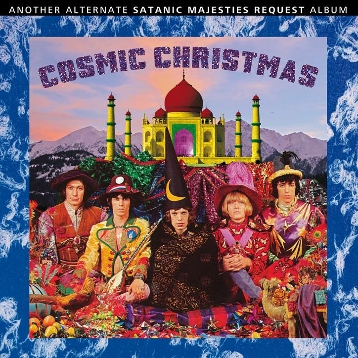 Cosmic Christmas By The Rolling Stones Lp X 4 With