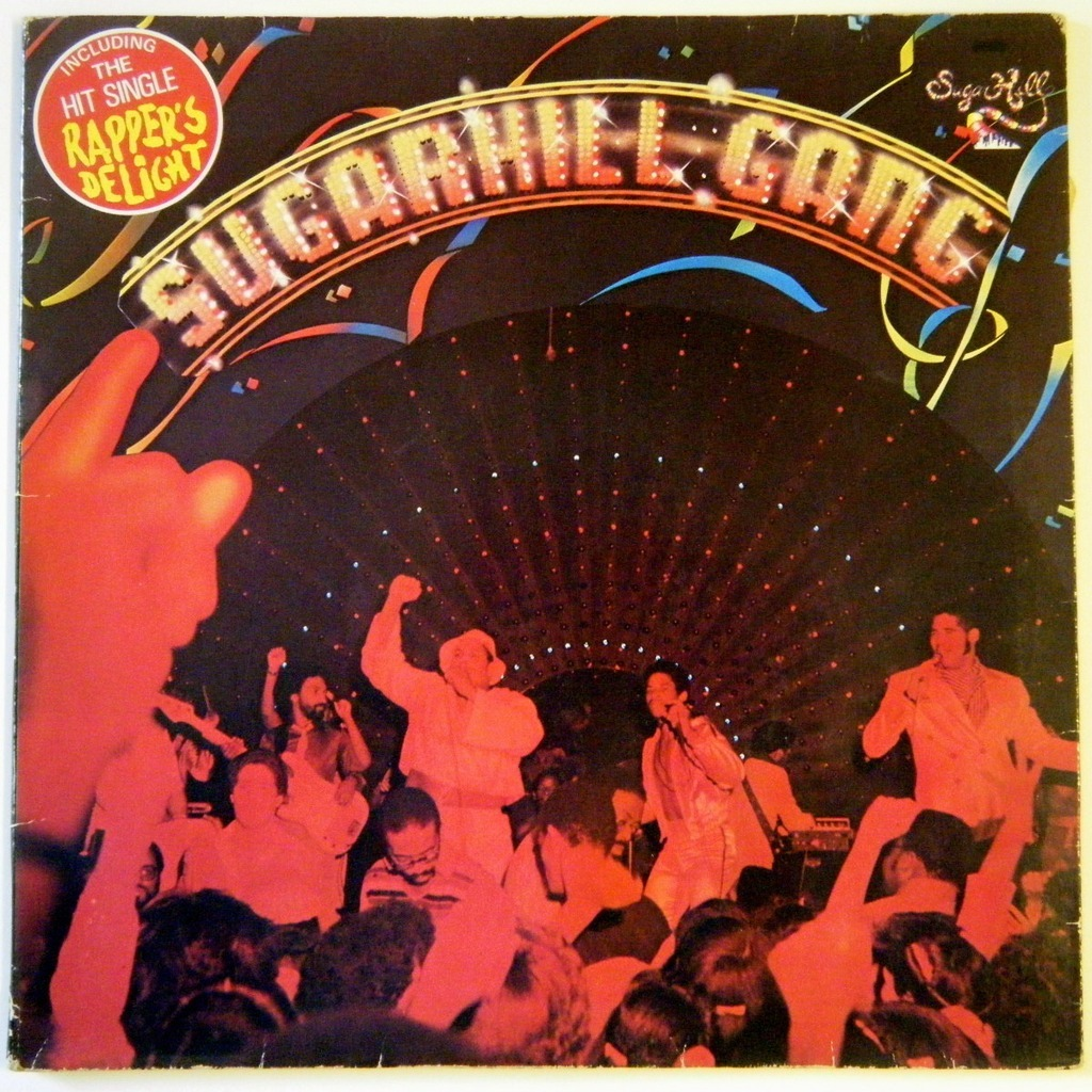 Sugarhill Gang - Rappers Delight 2003