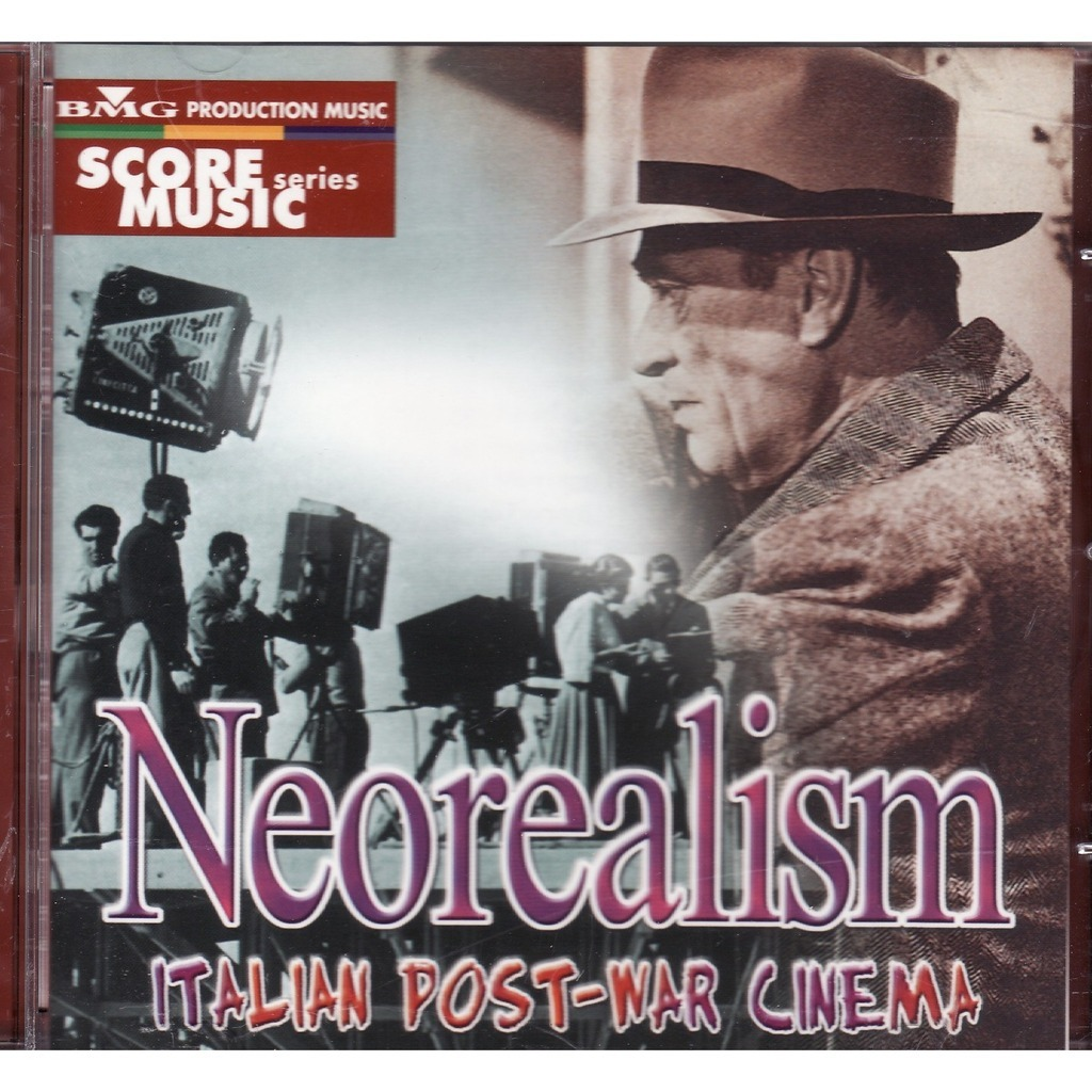 Neorealism: Score Music Series By MORRICONE / RUTICHELI
