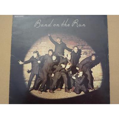 PAUL MC CARTNEY & WINGS Band on the run