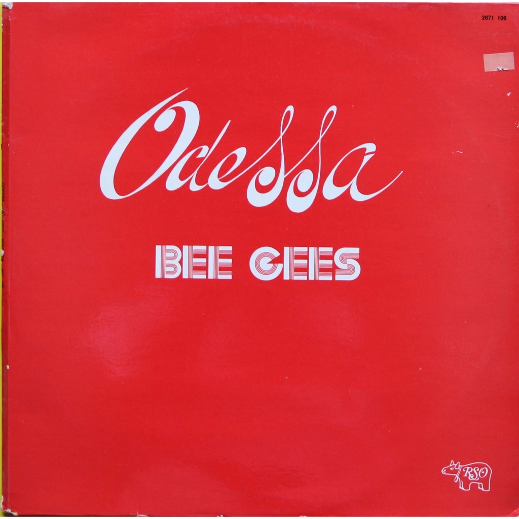 Odessa By Bee Gees Lp With Nyphus Ref 115419029