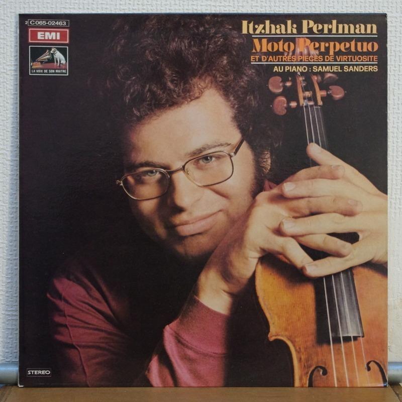 Itzhak Perlman - Samuel Sanders - Encores