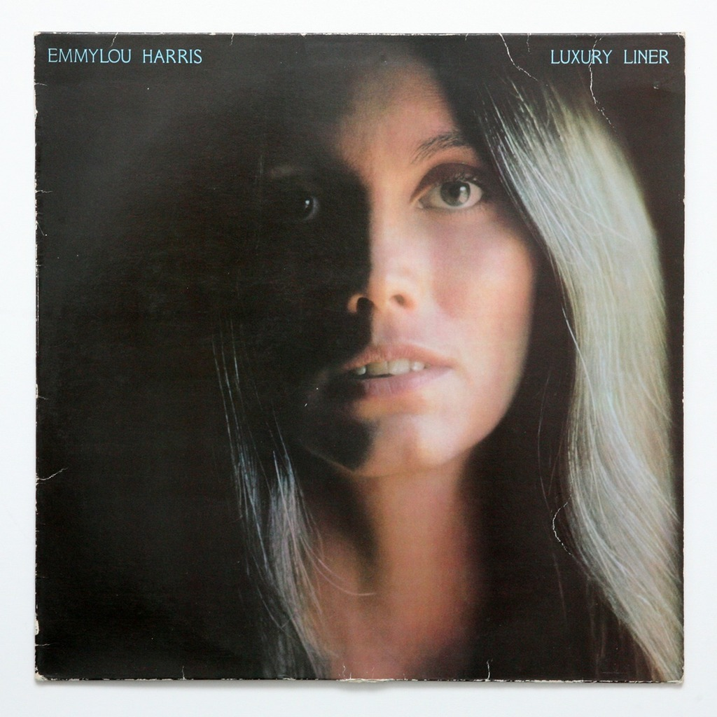 emmylou harris luxury liner - photo #1