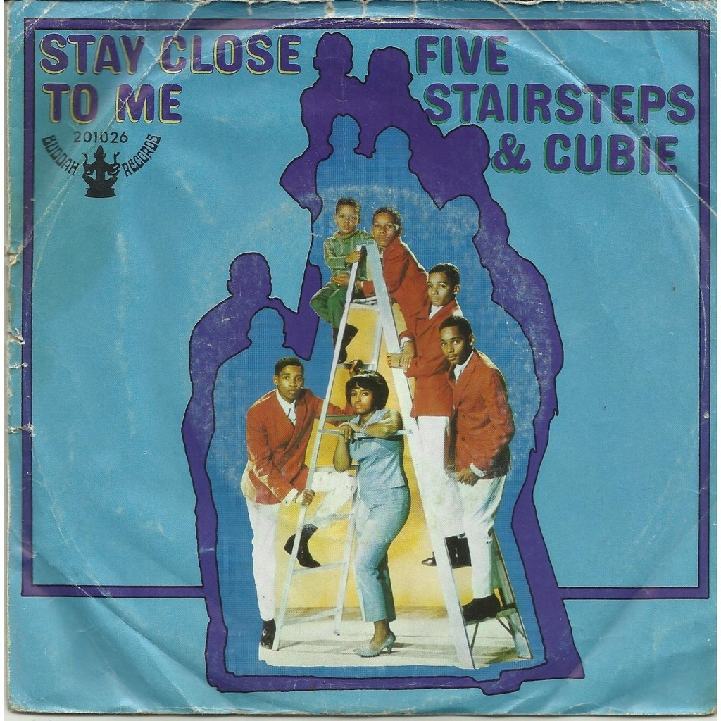 Five Stairsteps & Cubie - Little Young Lover