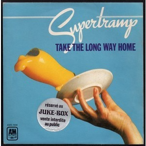 SUPERTRAMP TAKE THE LONG WAY HOME - RUDY  ..  JUKE BOX