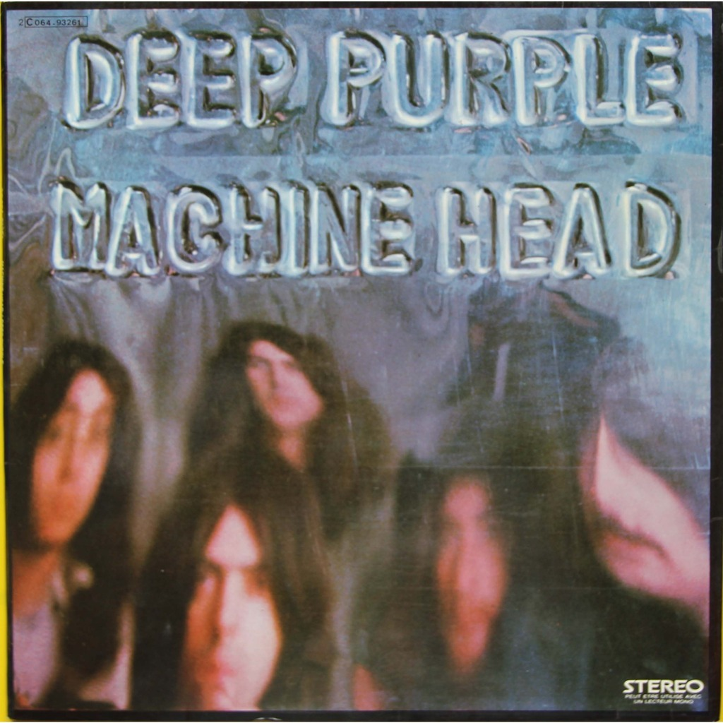 Machine Head De Deep Purple 33t Chez Nyphus Ref 115472598