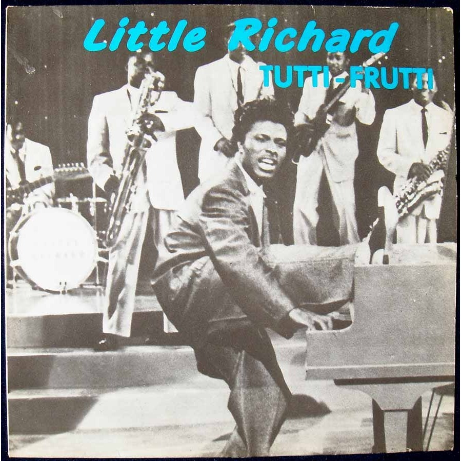 Tutti Frutti By Little Richard Lp With Maziksound Ref