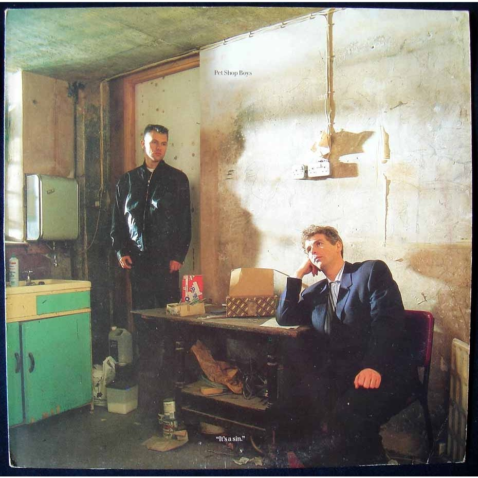 It S A Sin You Know Where You Went Wrong By Pet Shop