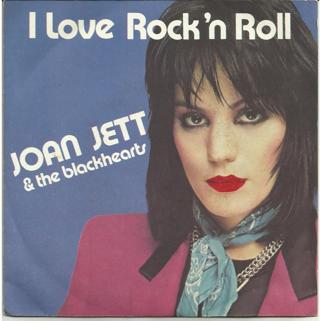 I Love Rock N Roll Love Is Pain By Joan Jett
