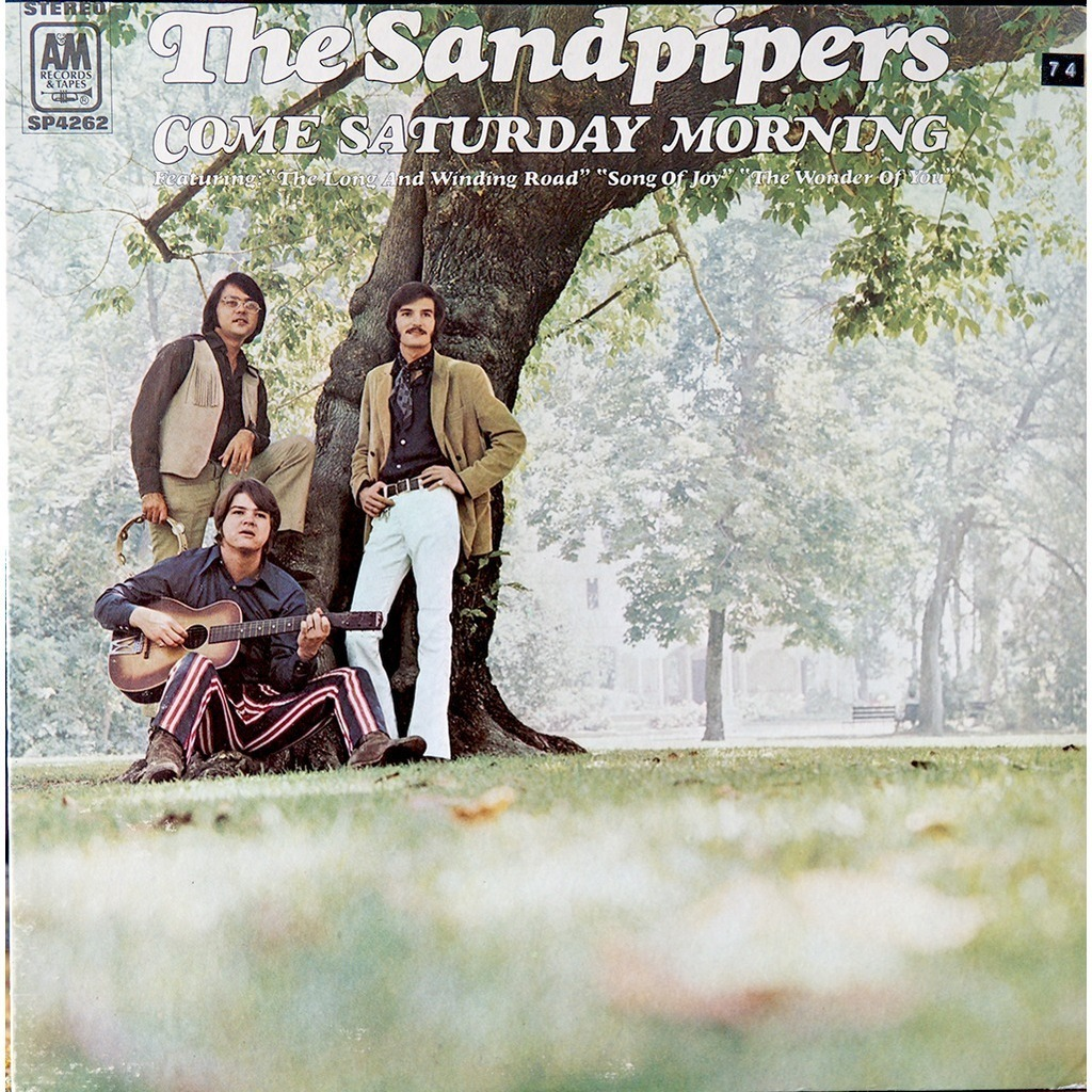 Sandpipers, The - Come Saturday Morning / To Put Up With You