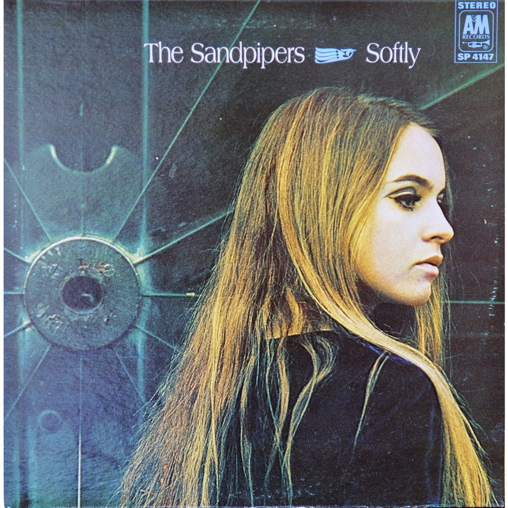 Softly By The Sandpipers Lp With Rarissime Ref 115476199