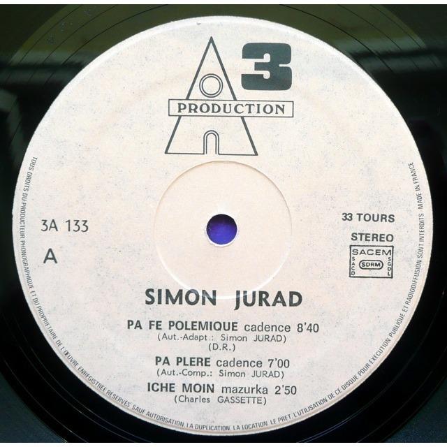 Simon Jurad & Operation 78 à coeur ouvert