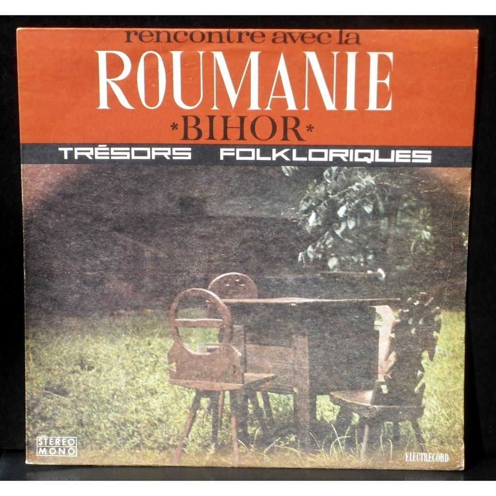 Rencontre avec roumaine
