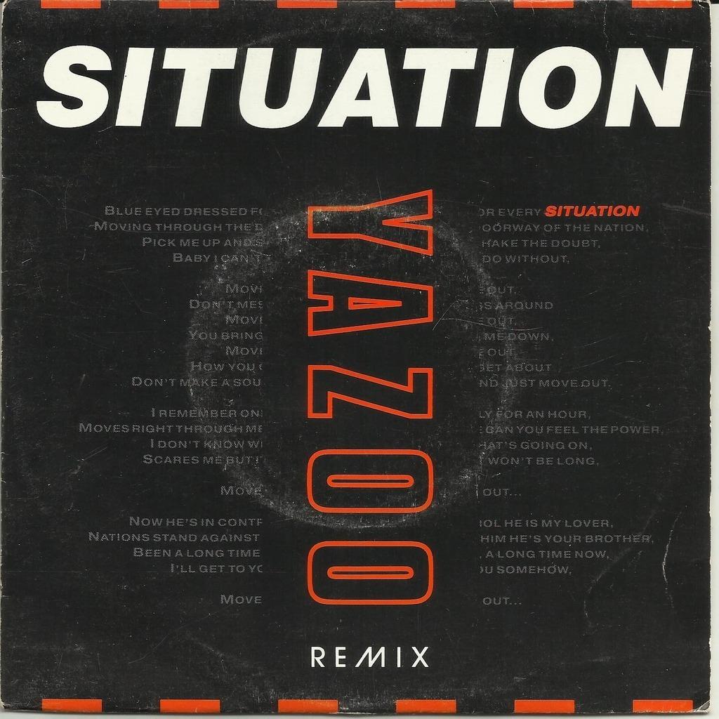 Yazoo Situation