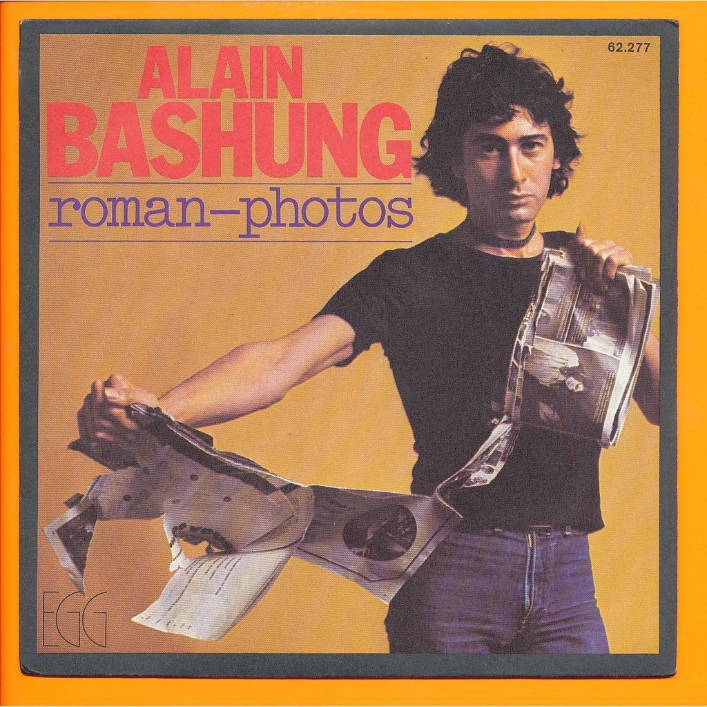 Alain Bashung - Roman Photos